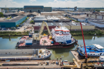 Kooiman Marine Group completes conversion for new DP-2 Multi Purpose Support Vessel 'Zwerver I'