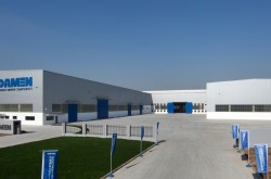 DMC Opens New Plant in China_LR