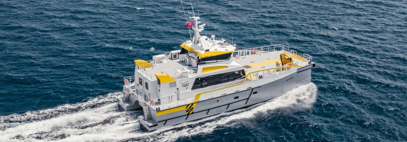 High Speed Transfers' second Damen FCS 2710 to debut with