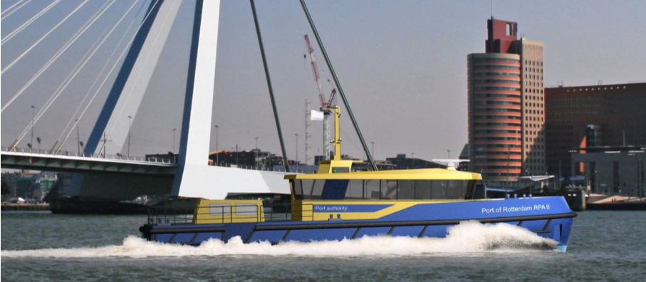 Hull Vane® and bulbous bow retrofitted on MS Valais: 24%