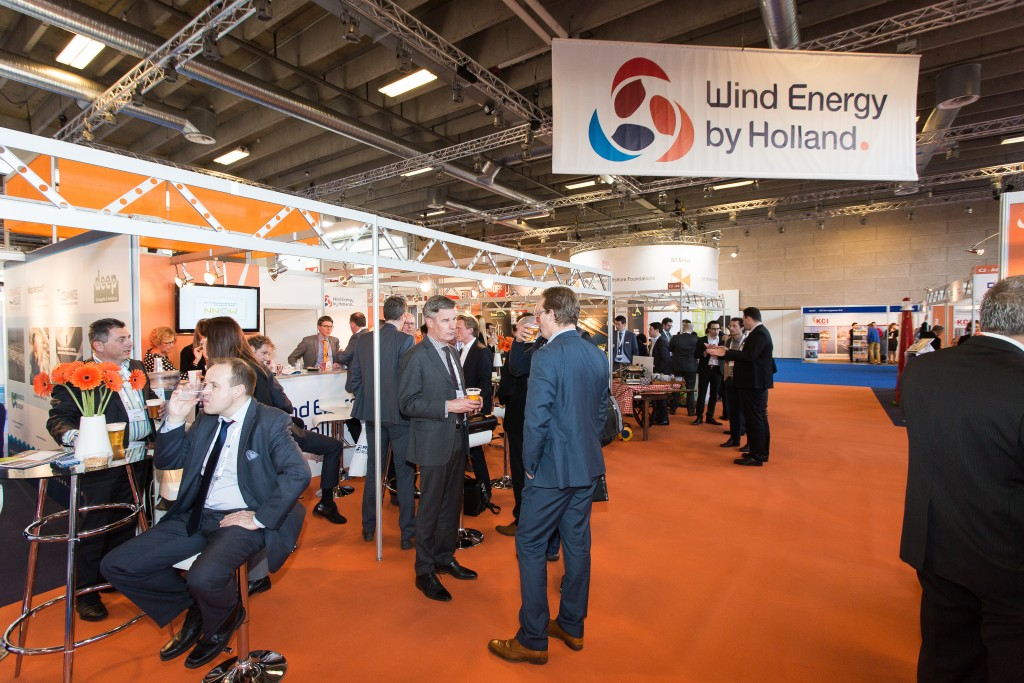 Holland Pavilion At Offshore Wind Energy 2017
