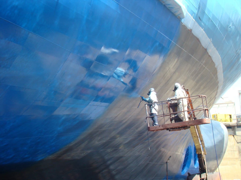 anti corrosion in marine surface engineering Delaying the inevitable: marine corrosion has been a challenging factor in marine engineering throughout the copper creates an anti-fouling surface.