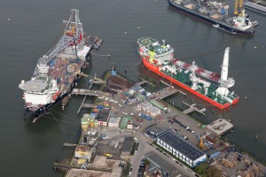 Rotterdam Offshore Group Foto