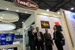 VETH PROPULSION NAMES TWIN DISC AS AN ASIAN DISTRIBUTOR